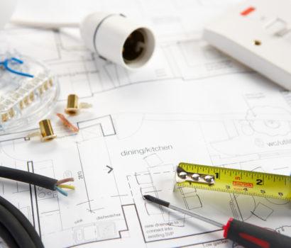 Elektroinstallationsplan
