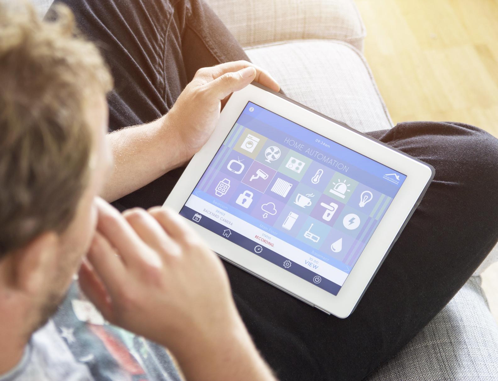 smart home systeme vorteile 11880. Black Bedroom Furniture Sets. Home Design Ideas